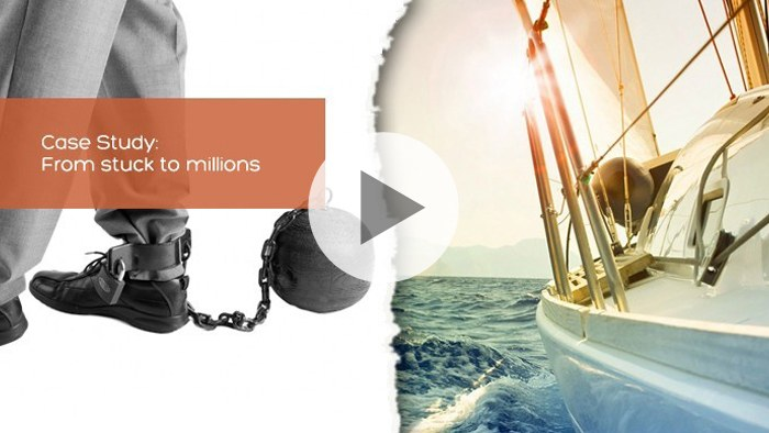 Case Study: From Stuck to Millions